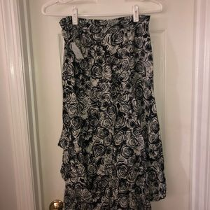 Charlotte Russe Skirts - NWT High Low Skirt
